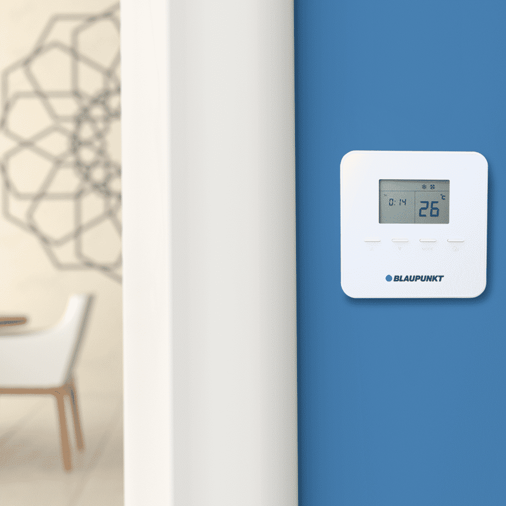 zubeh r smart home thermostat f r blaupunkt smart home systeme. Black Bedroom Furniture Sets. Home Design Ideas