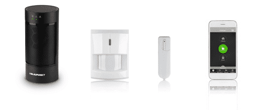 Blaupunkt Smart Home Alarmanlage Q 3000